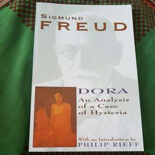 Dora by Sigmund Freud