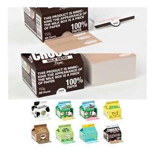 Boxed Notepad