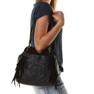 Worn 2 Ways Leather Bag