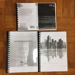 Textbooks For Sale (BRAND NEW!)