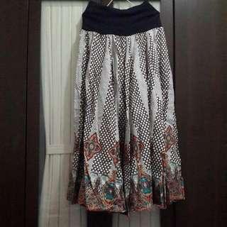波希米亞風長裙