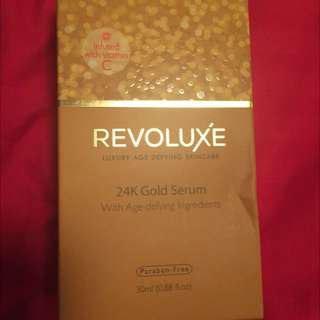 Revoluxe 24K Gold Serum