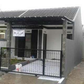 Rumah Di Perumahan Puri Arraya Dermaga Bogor