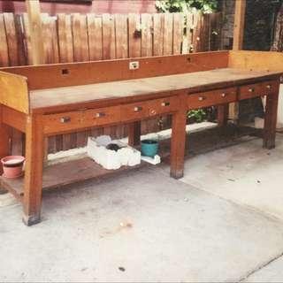 Tradesman Quality Workbench