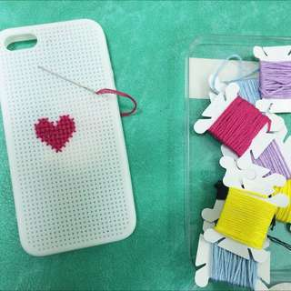 Case In Stitches Iphone 5s