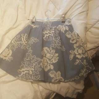 Rosebullet Skater Skirt