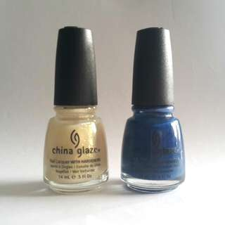 China Glaze Nailpolish