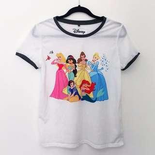 Disney Princesses Tshirt