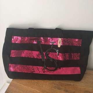 Victoria Secrets Beach Bag