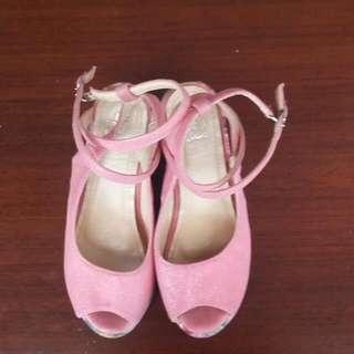 Sepatu Sandal Wedges Anak