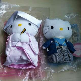 Macdonald's Hello Kitty Collectibles