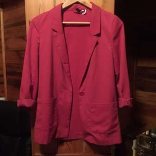 H&M perfect condition jacket!