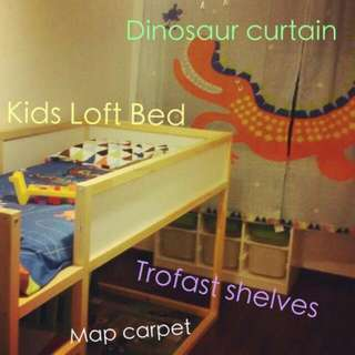 Kids Bed Items