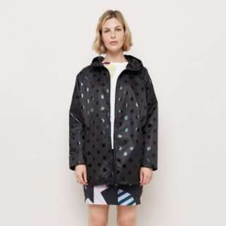 Gorman Black Dot Raincoat S/M