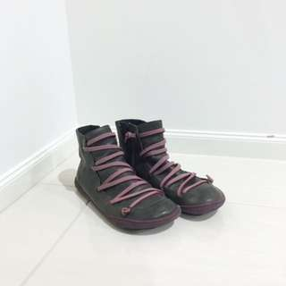 Camper Boots Size 39