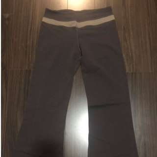 Lululemon Brown Yoga Pants