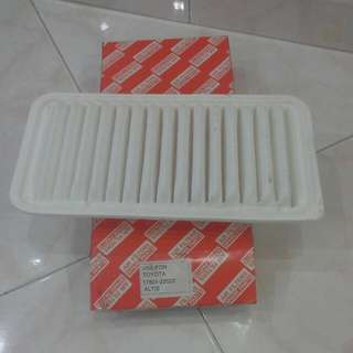 Toyota Altis Air Filter