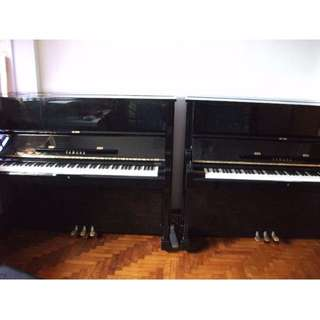 JAPAN Yamaha U1 U2 Exam piano Excellent sound n touch FREE DELIVERY