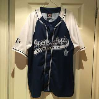 Toronto Maple Leaf Oxford Size XL