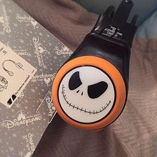 迪士尼 The Nightmare Before Christmas 怪誕城 Jack 耳機 耳筒