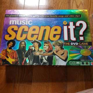 Scene It - Music Edition