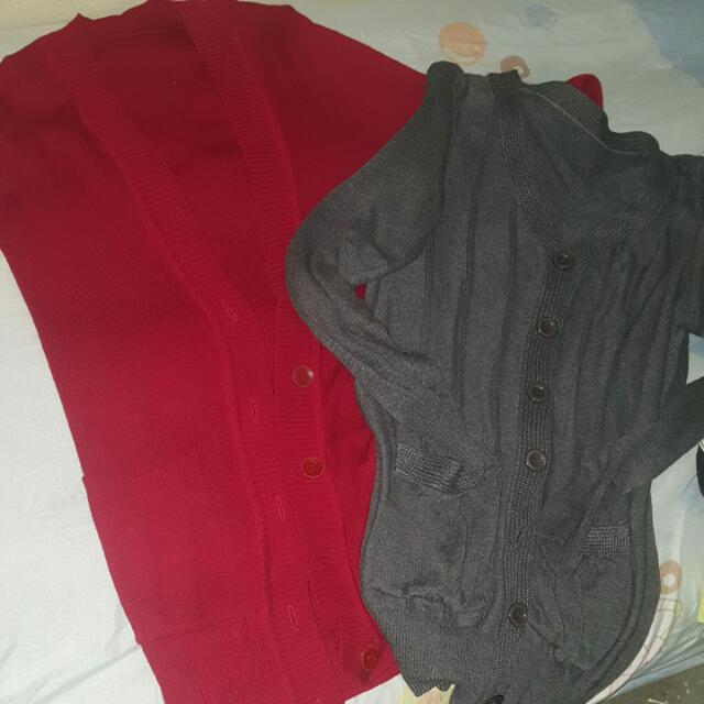 2 Pairs Of Unbranded Cardigans