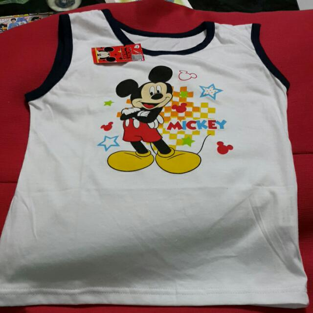 迪士尼背心