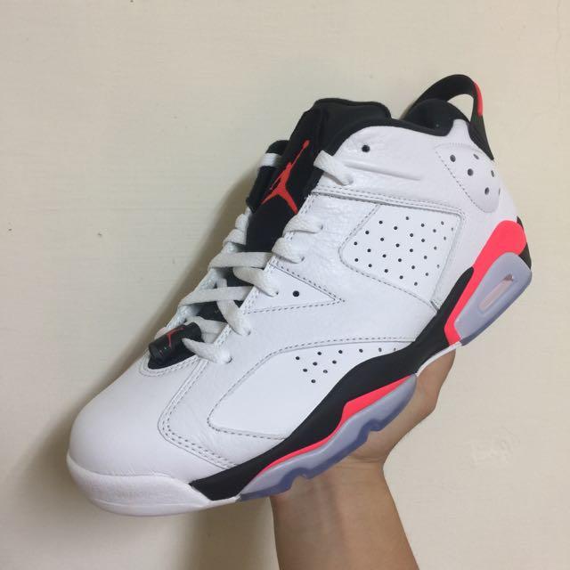 求購 Jordan 6 紅外線 高低統都可
