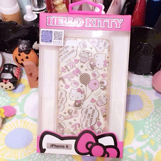 三麗鷗 Kitty I6、i6s 手機殼