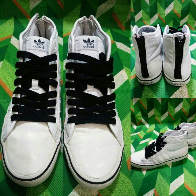 Original Adidas Nizza White