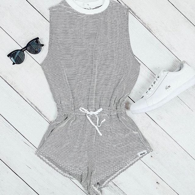 Afends Playsuit