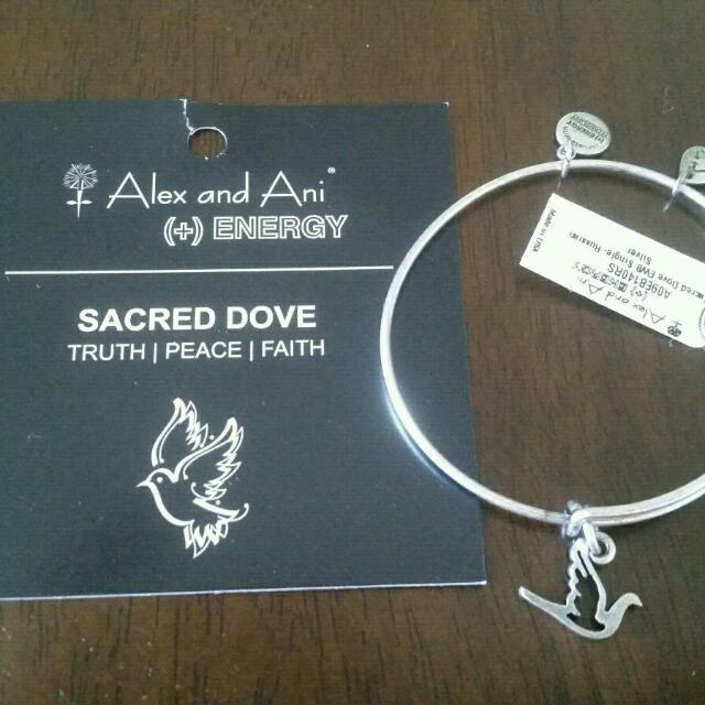 Alex And Ani Energy Bracelets