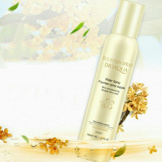 BIOAQUA FOUNTAIN SPRAY OSMANTHUS SPRAY 150ML