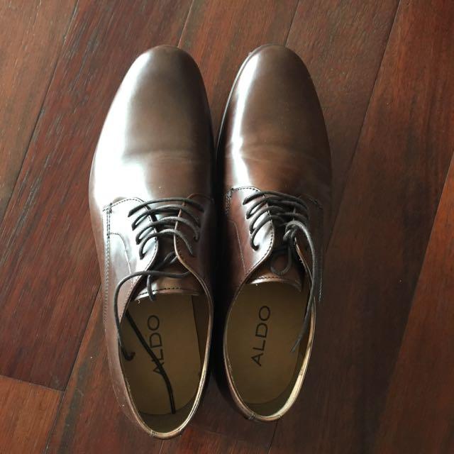 Brown ALDO pantofel Size 43