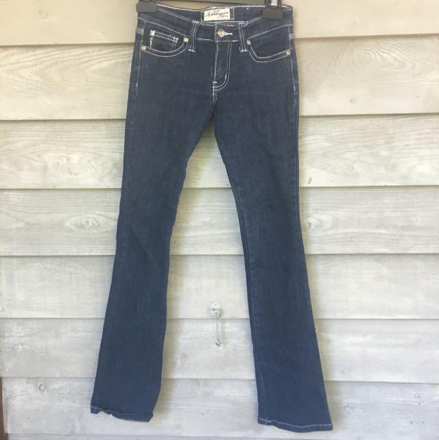 Bubble Gum Jeans Size 7