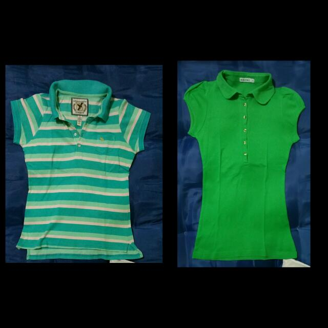 Buy 1 Take 1 Polo Shirts