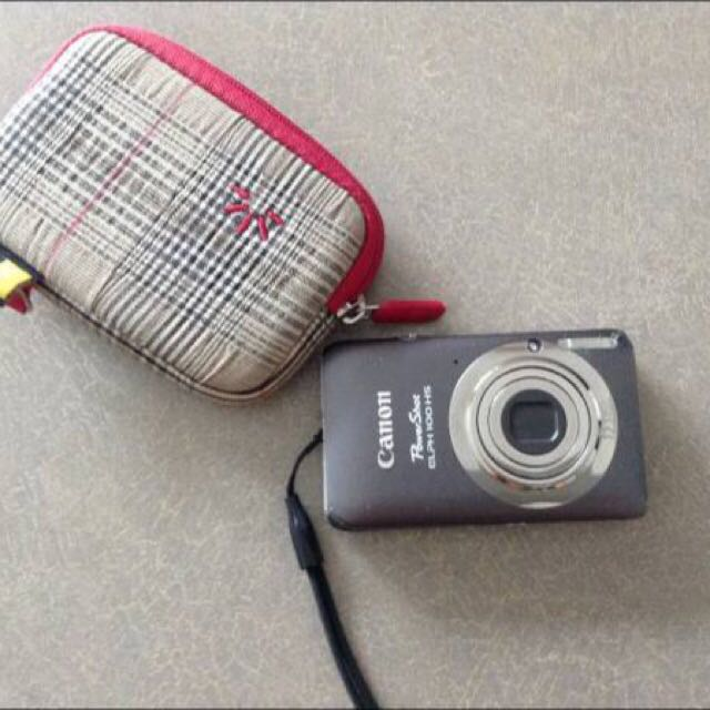 Canon PowerShot Elph100hs Point And Shoot Camera