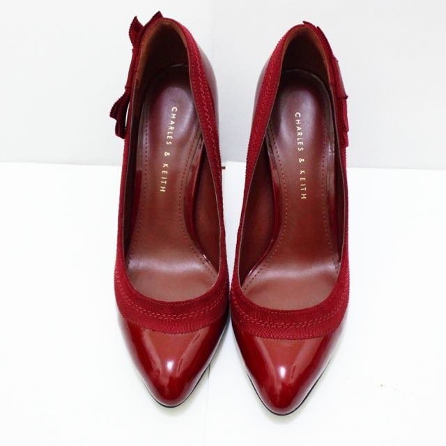 CNK Red Heels