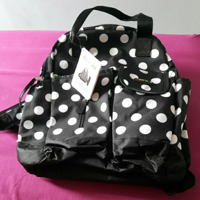 Colorland Diaper Bag
