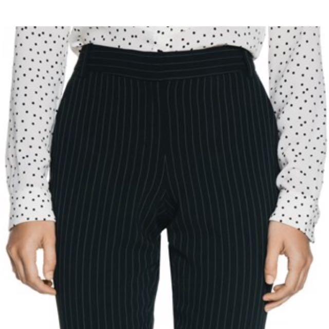 CUE Slim Tailored Pants