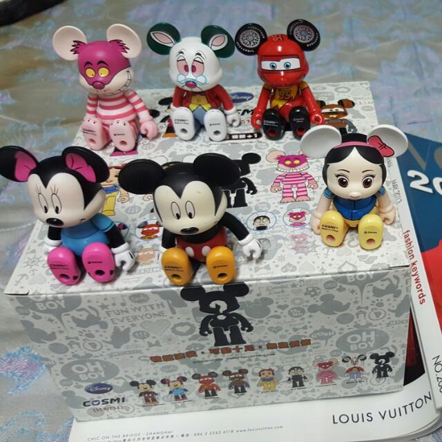 Disney 聖誕夜驚魂公仔組