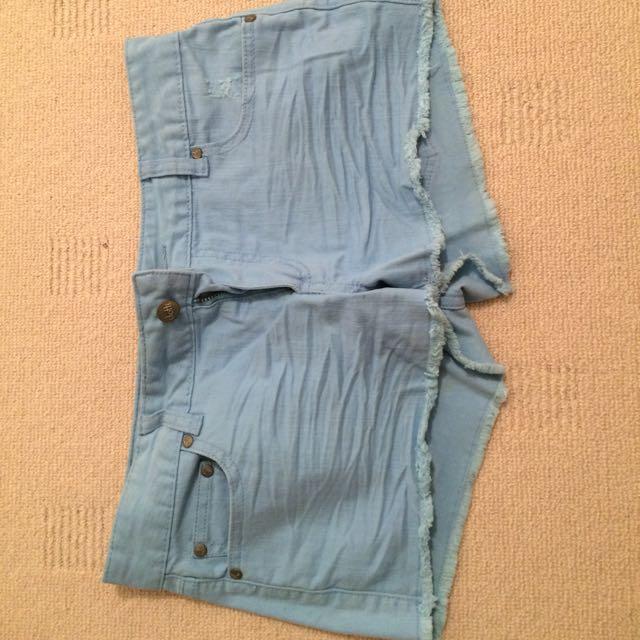 Dotti Blue Shorts