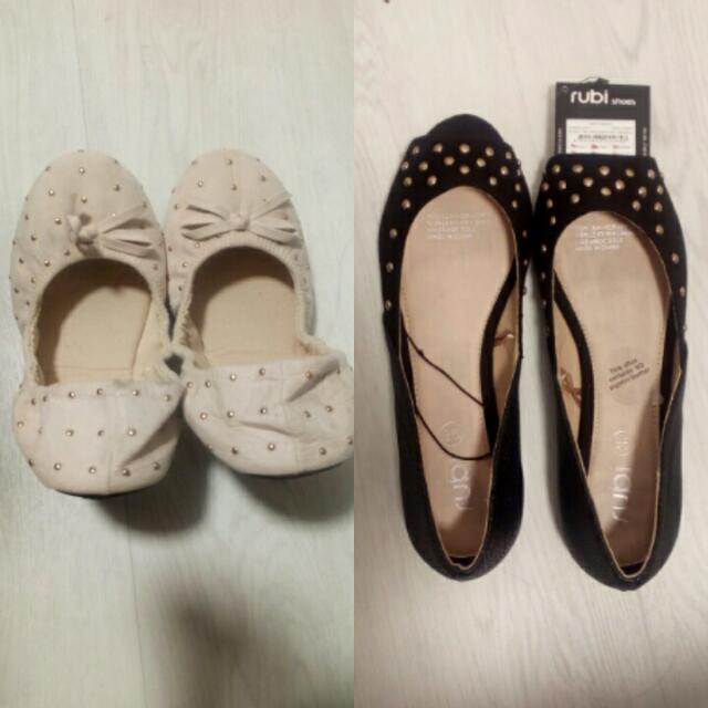 [Get 2] Rubi Studded Shoes