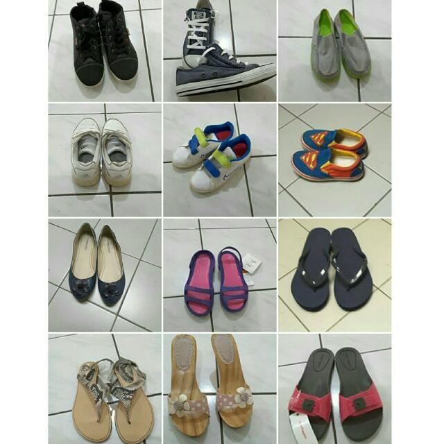Harga Mulai 70.000 Size 38 N Sepatu Anak