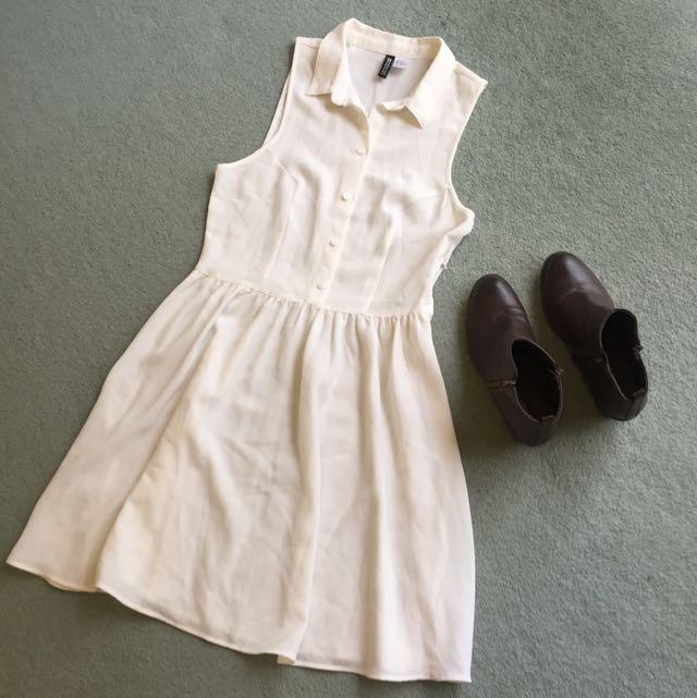 H&M Dress & London Rebel Boots - Set 2