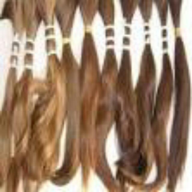 Human Hair Extension Virgine Hair