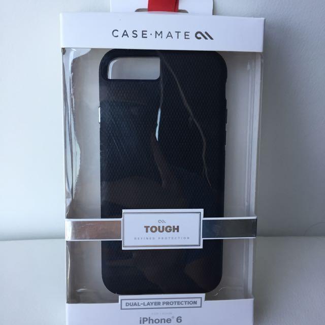 New Black iPhone 6 Case (Case-Mate)