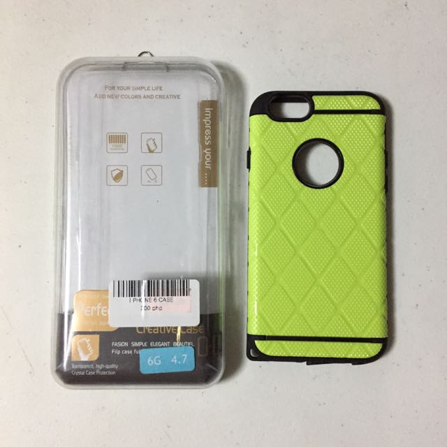 iPhone 6 Case (green)