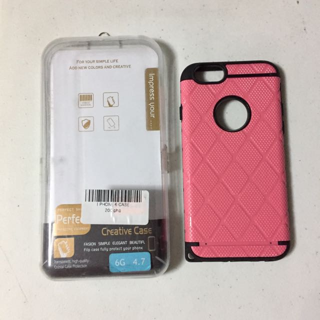 iPhone 6 Case (pink)
