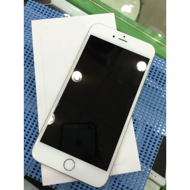 Iphone 6plus 64G 金色